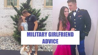 How to Deal with Boyfriend Going Away for Basic Training | Army Girlfriend