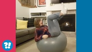 Exercise Balls Of Fury