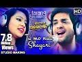 Tu Nua Shayari - Studio Version | Sundergarh ra Salman Khan | Swayam Padhi, Sohini Mishra