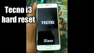 Tecno i3 frp unlock new solution By Pass (2018)    Rohit
