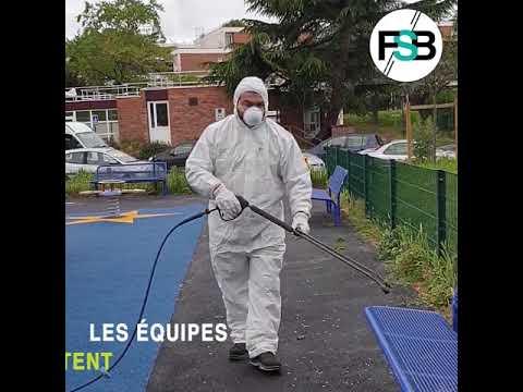 FSB - Propreté urbaine