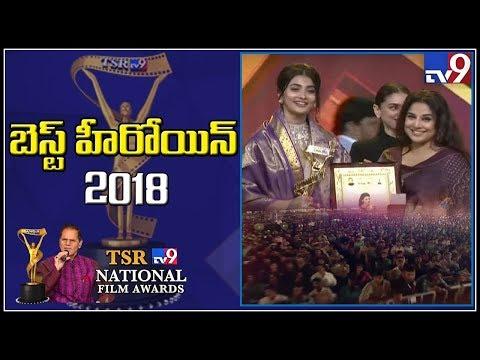 Pooja Hegde - Best Heroine award 2018