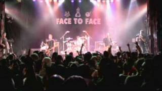 Face to Face - What's In a Name (live)