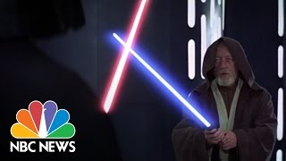What If Star Wars Had A Different Soundtrack | NBC News