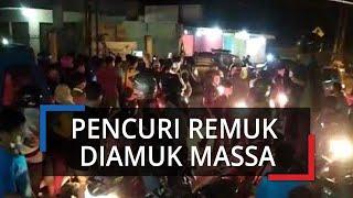 Kepergok Curi Uang Rp1,8 Juta, Pencuri di Sukaraja Bogor Babak Belur