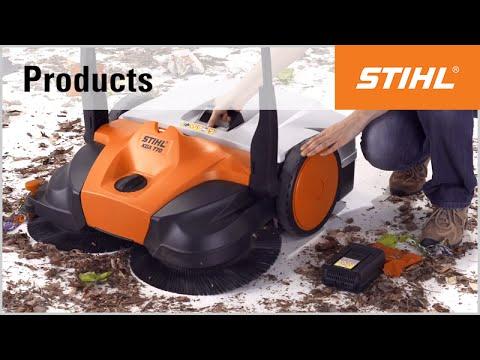 Stihl Sweeping Machine