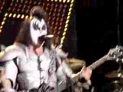 Kiss<br>Let Me Go, Rock N' Roll