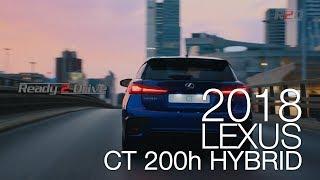 [ 레디 2 드라이브] 2018 Lexus CT200h Hybrid