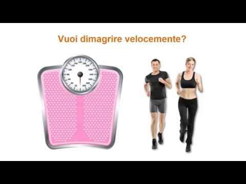Perdere il peso durante una settimana di 7 kg di esercizio