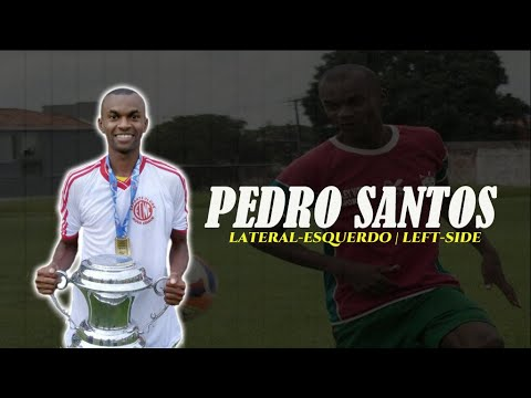 DVD PEDRO SANTOS - LATERAL-ESQUERDO/LEFT-SIDE 2021