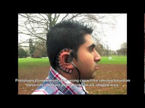 EarPut: Augmenting Behind-the-Ear Devices for Ear-based Interaction
