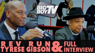 BigBoyTV - Rev Run & Tyrese on