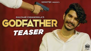 GULZAR CHHANIWALA - Godfather | Teaser | Latest Haryanvi Songs Haryanavi 2019 | Sonotek