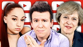 DISGUSTING! Homeless GoFundMe Scam Exposed, Bhad Bhabie Iggy Azalea, & Chaotic Brexit Breakdown
