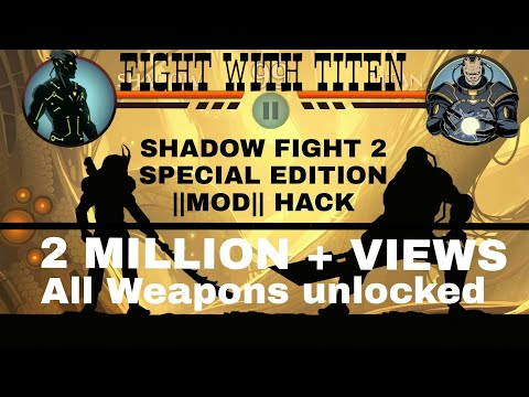 shadow fight 2 special edition unlimited money