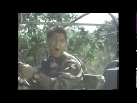 Bangis (1996) - Filipino Predator blows up jeep with lasers!