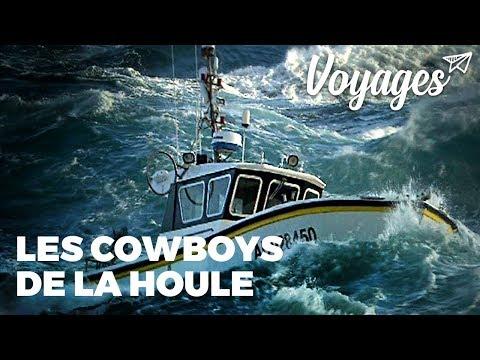 Les cowboys de la houle - Thalassa Documentaire