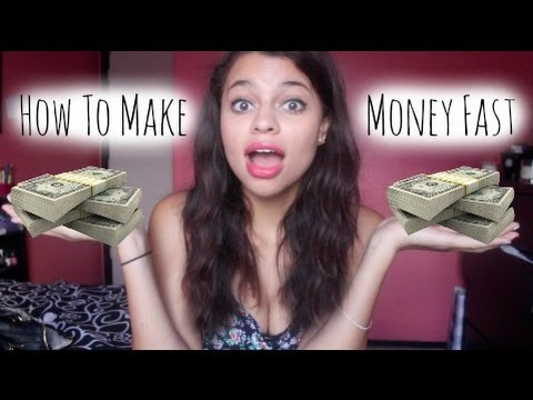 how to make money real quick