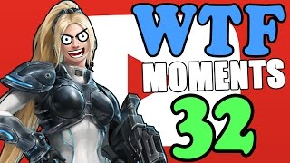 Heroes Of The Storm WTF Moments Ep.32