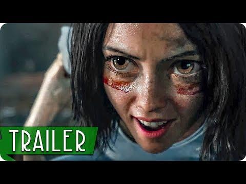 ALITA: BATTLE ANGEL Trailer 2 Deutsch German (2019)