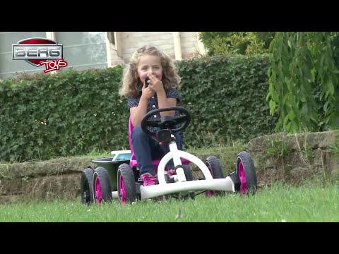BERG Biky and BERG Buddy pedal go-kart