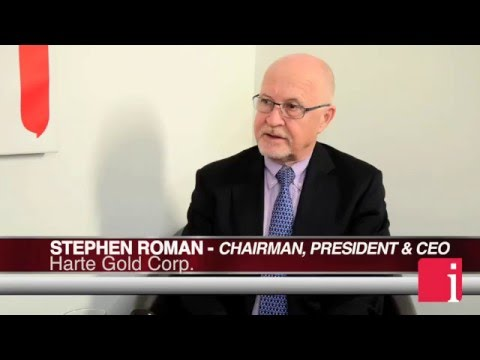 Roman says Harte Gold has done what it told investors it wou ... Thumbnail