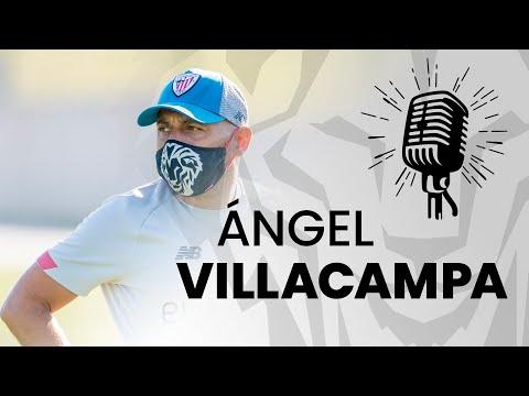 🎙️ Ángel Villacampa – post Athletic Club – SD Eibar I EH Kopa