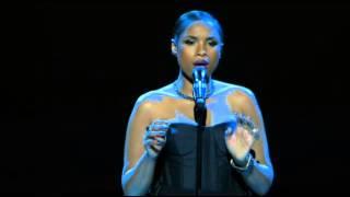 Jennifer Hudson at GLAMOUR WOTY Awards