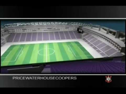 O projeto de estádio do Corinthians