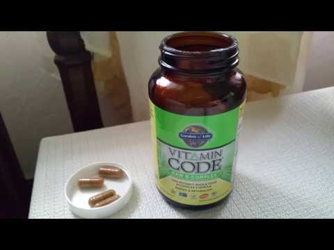 Vitamin Code: Raw B-Complex Supplement Review