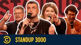 Berühmte letzte Worte | Standup 3000 | Comedy Central Deutschland