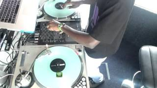 DJ Bash - The Juice In The Mix (Set 2) (10/23/2015)