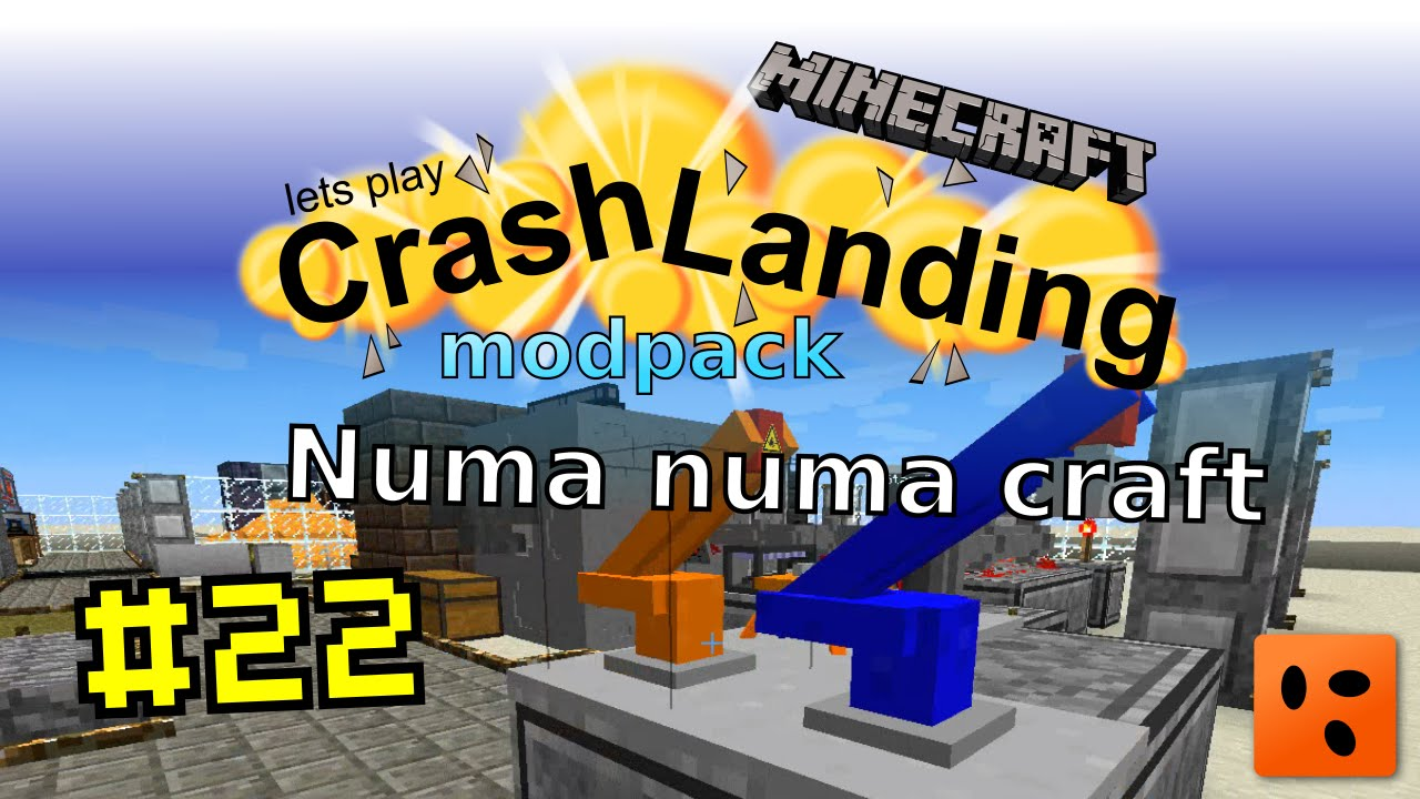 Crash Landing #22 | Numa numa craft