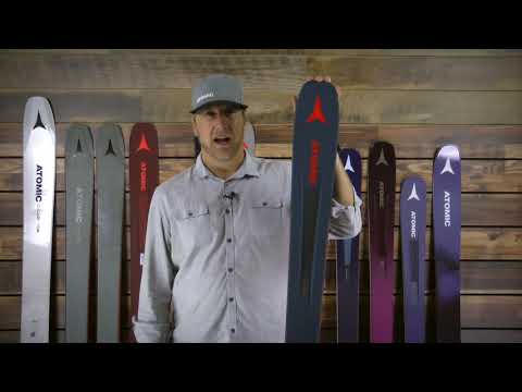 Atomic Vantage 97 C Skis- Men's 2019 Review
