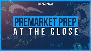 Bán công nghệ! | Chuẩn bị trước khi tiếp thị tại ĐÓNG | Thị trường chứng khoán Benzinga Trực tiếp