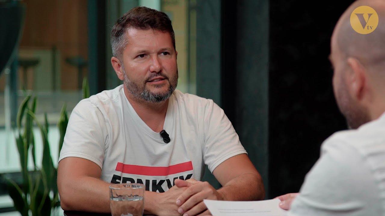 Jan Stávek: Víno je multidisciplinární záležitost. Skutečně se vínem bavíme