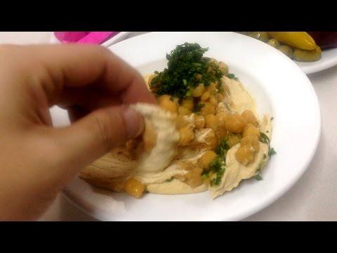 Taste This - Hummus in Akka