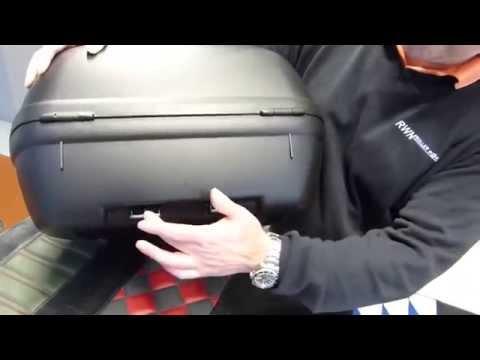 GIVI E450 Simply II Monokey Koffer