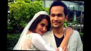 Gambar cover Entertainment News - Kisah cinta Teuku Wisnu dan Shireen Sungkar