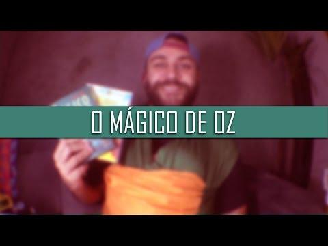 O Mágico de Oz: Livro X Filme { Comparação }