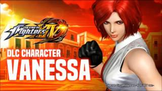 The King of Fighters XIV - Secret Circumstances -KOF XIV ver.- (Vanessa Theme) OST