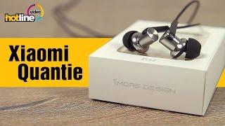 Гарнитура Xiaomi Mi In-Ear Headphones PRO Silver (QTER01JY) от компании F-Mart - видео