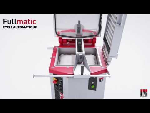 video 1, Diviseuse-Formeuse automatique