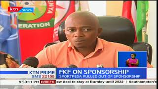 FKF on funds from the government