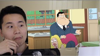 American Dad Funny Sexual  Moments