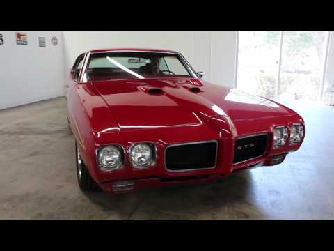 Video of '70 GTO - LLZF