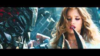 Transformer 3 Optimus Prime VS Sentinel Prime Full Fight