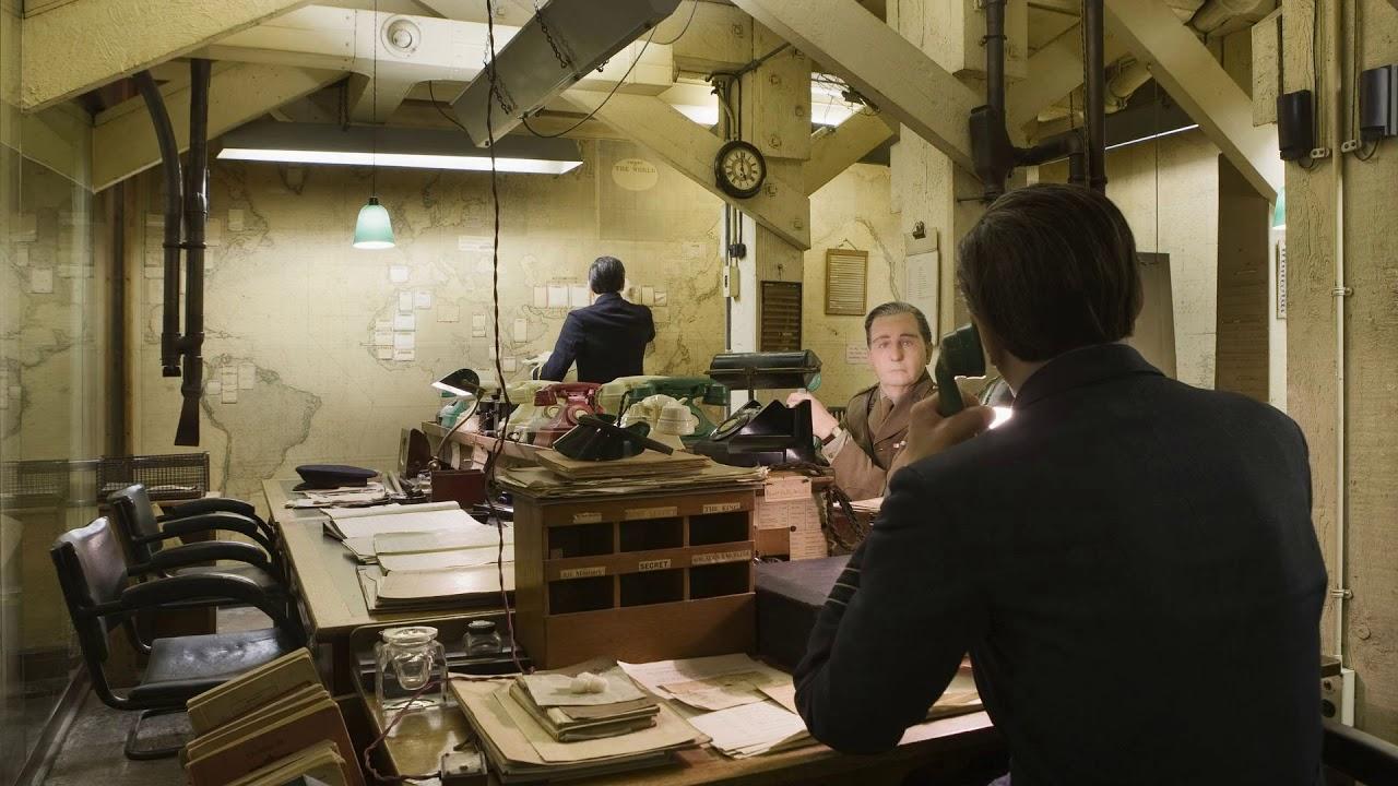 Churchill War Rooms, London, United Kingdom, England