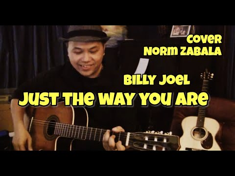 Billy Joel - Just The Way You Are (Acoustic Cover)