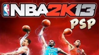 NBA 2K13 - PSP - Gameplay (Review) - L.A. Lakers Vs Dallas Mavericks [HD]